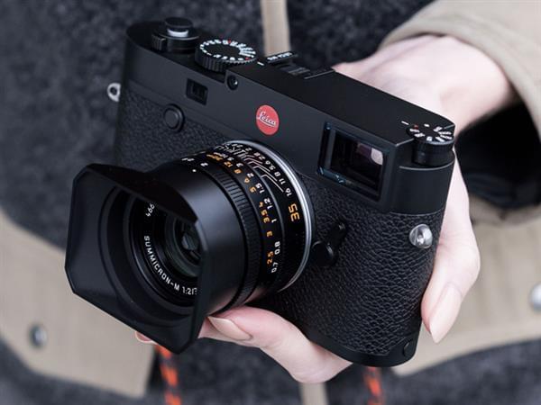 徕卡最强旗舰M10相机上手体验的照片 - 1