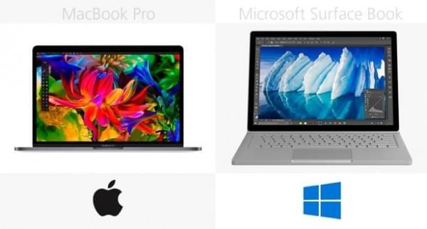 MacBook Pro和Surface Book终极对比的照片 - 25