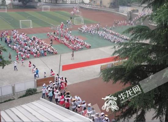 """""""喜迎党的十九大 看重庆教育变化""""之大足篇""""大步""""迈入教育改革发展的快车道"""