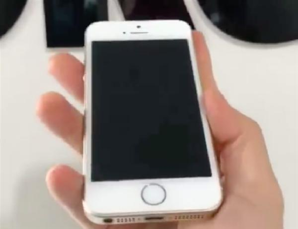 这就是iPhone SE二代?还是熟悉的味道