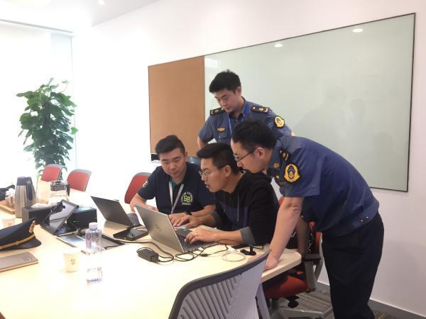 上海联合检查组第四次上门检查滴滴 数据已接入