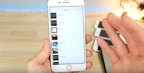iOS漏洞允许任何人绕过Passcode访问iPhone照片和消息的照片