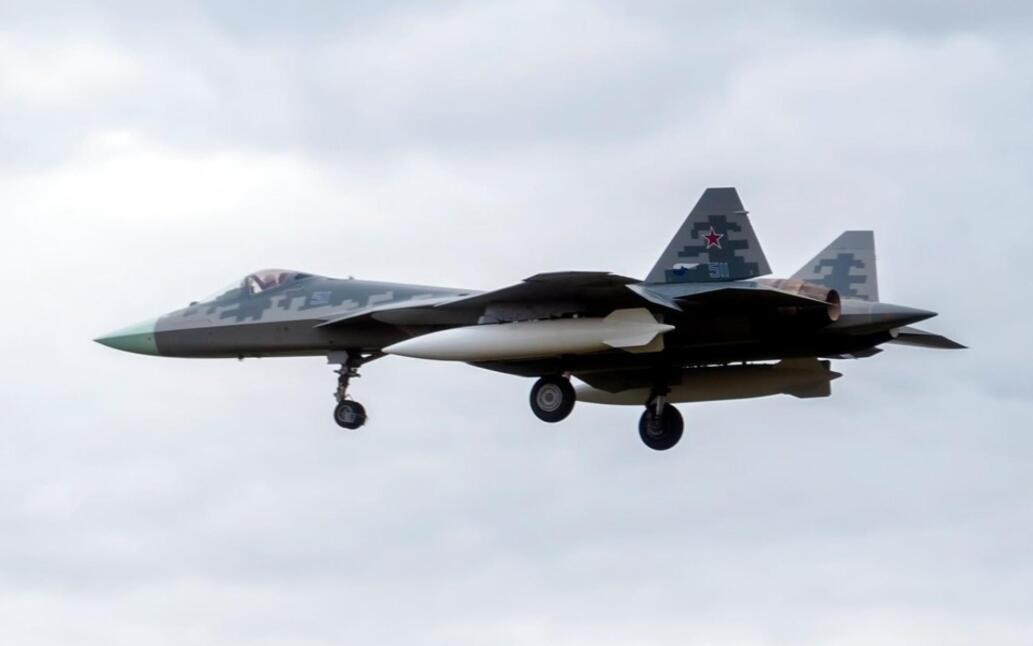 俄军即将装备首批苏57五代机 这支部队首先接装