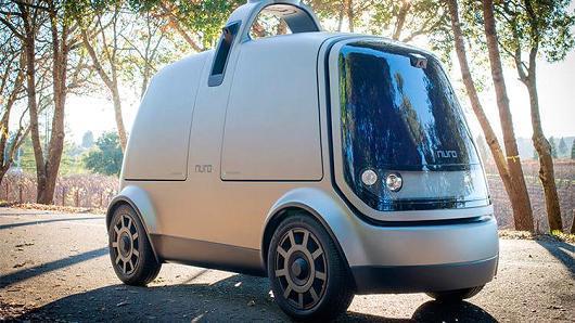 前谷歌工程师推自动驾驶汽车提供最后1英里快递服务