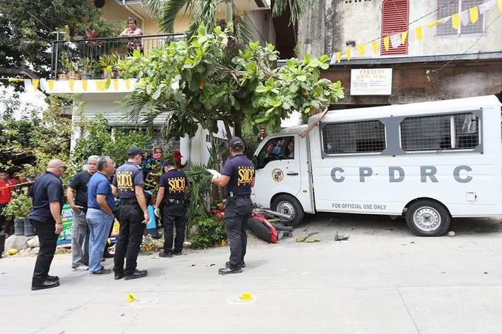 菲律宾三男子冒充国调局探员勒索中国公民百万比索