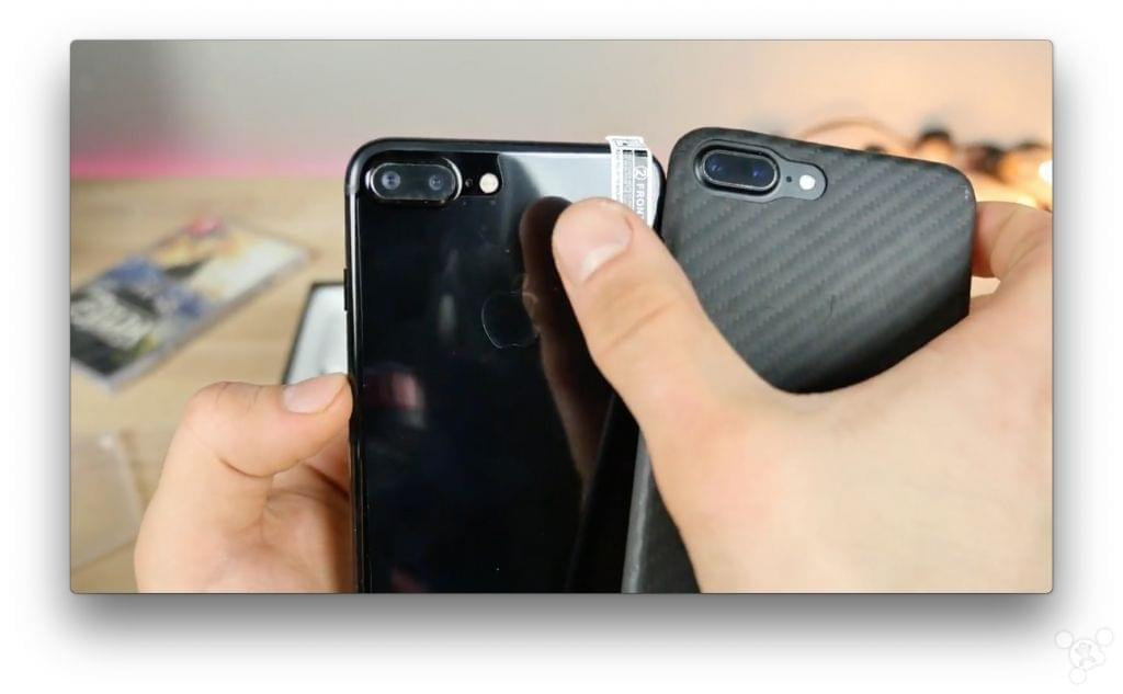 500元买回来的假iPhone 7 Plus长什么样呢