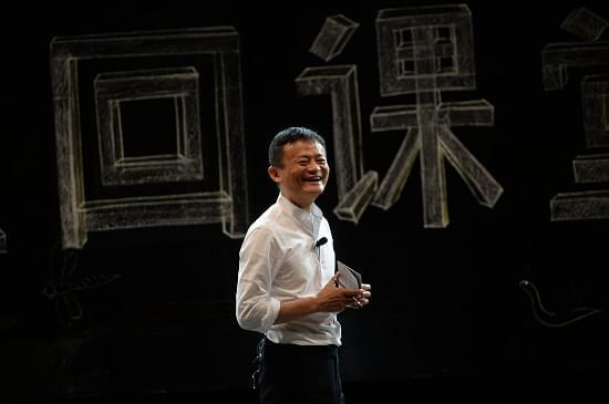 马云:男人长相和才华成反比,如高晓松、宋小宝和我的照片 - 2