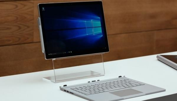微软Surface Book 2谣言:比MBP更强的Kaby Lake芯+4K屏?的照片 - 1