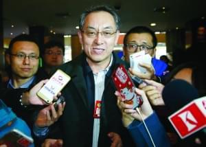 曹宇:今年重点处置代持银行股份 安邦的民生银行股东资格仍在审核