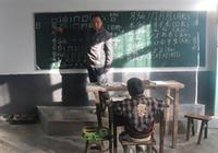 村小老师守护唯一学生:经济压力大也想去打工