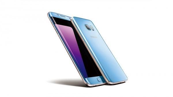 珊瑚蓝限定版Galaxy S7 Edge本周开始发售的照片 - 6