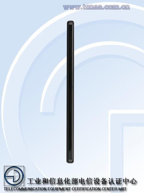 上市在即:全面屏概念手机小米MIX入网工信部的照片 - 5