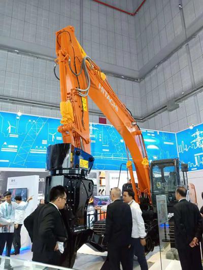 日立建机的千亿国际 www.qy82.vip拆解系统