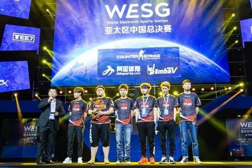 平民皇帝诞生 WESG总决赛再造电竞未来