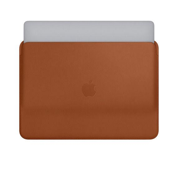 苹果为13/15英寸MacBook Pro制作全新皮套产品