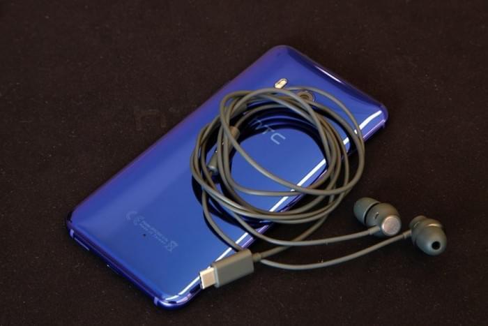 HTC U11现场真机上手的照片 - 5