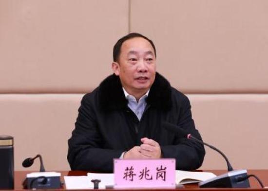 西南林业大学原校长蒋兆岗潜逃 谁最先汇报他失联?