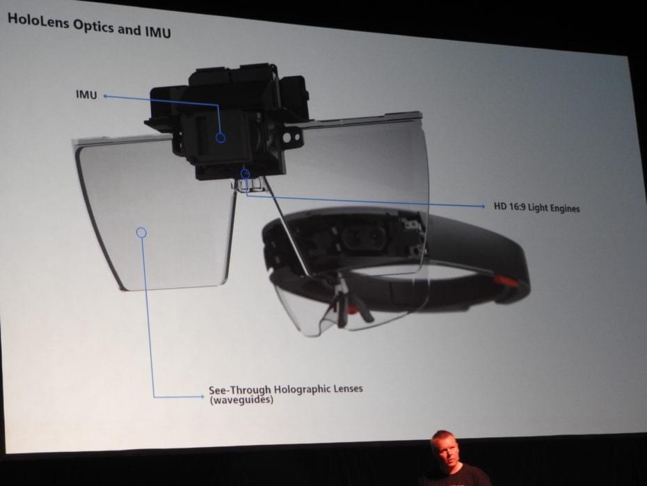 微软高管:HoloLens可谓时下最先进的新科技产品的照片 - 4