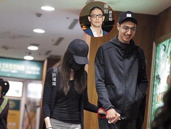 许玮甯回应绯闻称只是好友 男方原是星二代