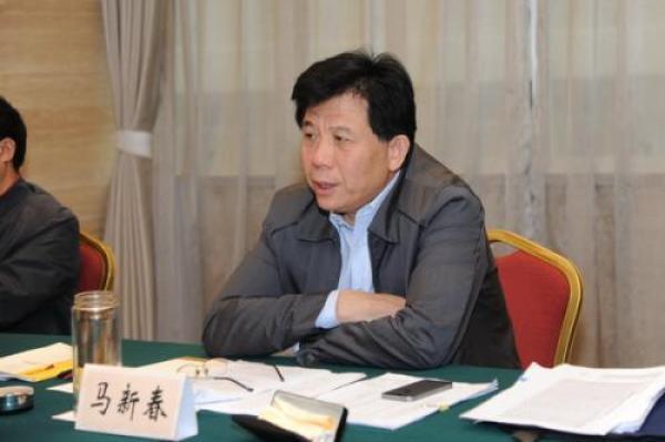 河南省环保厅原正厅级巡视员马新春接受纪律审查