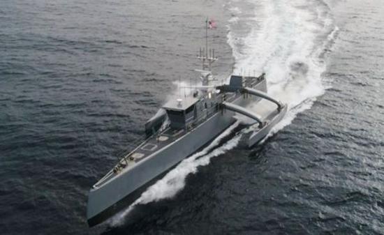 美海军计划调整军力结构 看重超大无人作战舰艇