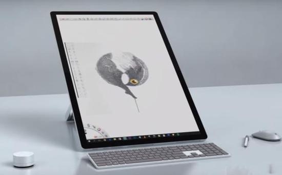 先进生产力 Surface Studio 2概念视频