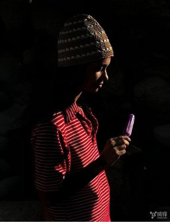 iPhone X首波人像模式摄影样张出炉 惊艳到你了么