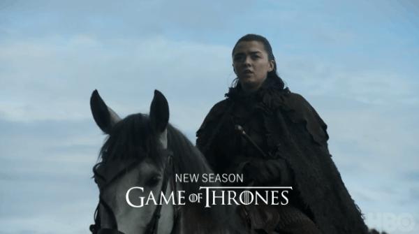 HBO发布2017年前瞻:《权力的游戏》第七季首亮相的照片 - 1