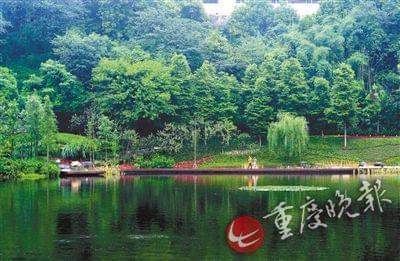 九龙坡彩云湖 成为宜居投资热土