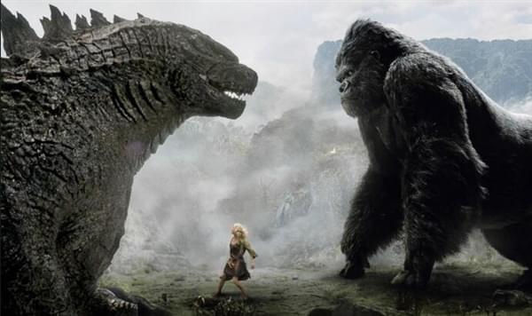 史上最强怪物电影:《哥斯拉大战金刚》将开拍的照片