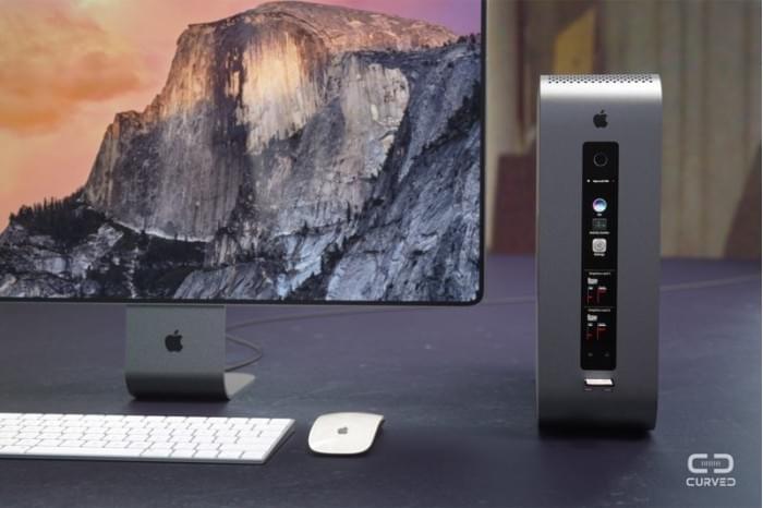 苹果模块化Mac Pro和外接显示器概念图出炉的照片 - 1