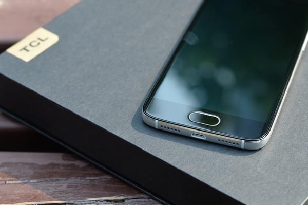 TCL 580图赏:精致优雅的轻商务手机的照片 - 6