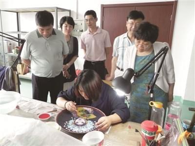 北京工美聚艺文创园:当创意穿过传统