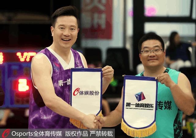 NBL图片合作签约 体娱股份携手第一体育娱乐