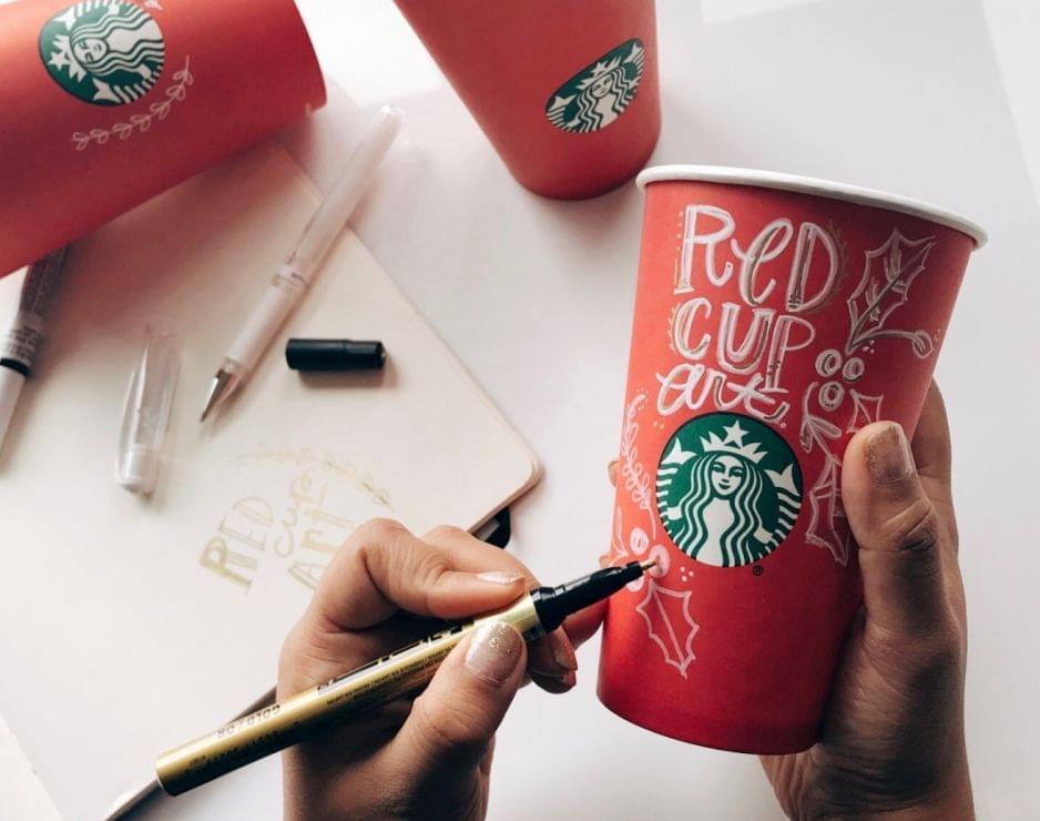 星巴克在美国推凶残假日营销,无条件免费领咖啡