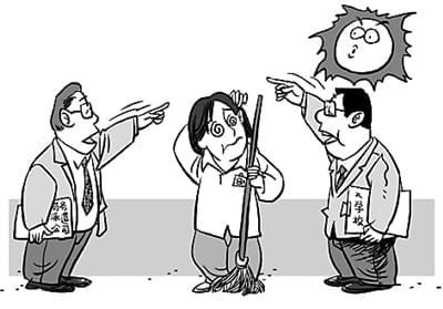 【劳动法眼】劳务派遣工应与正式工一样享受高温津贴