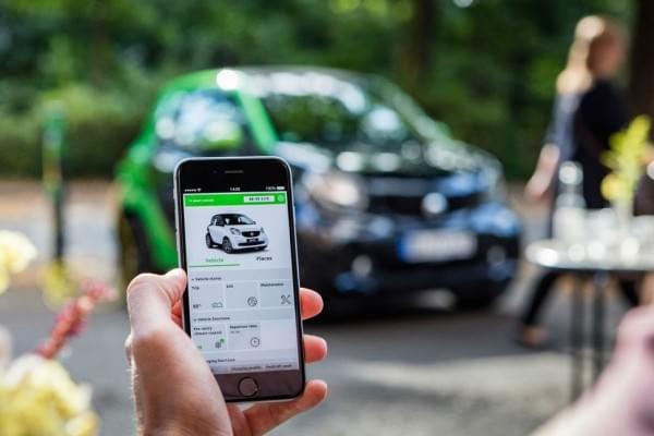 电动汽车渐成潮流 Smart连推三款电动车型