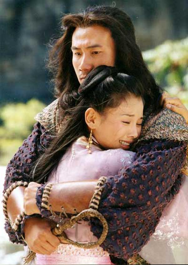 2003年内地版《天龙八部》中,胡军饰演丐帮帮主乔峰。图片来自网络