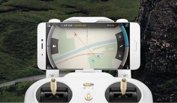 小米无人机4K版3月3日上市:续航26分钟的照片 - 9