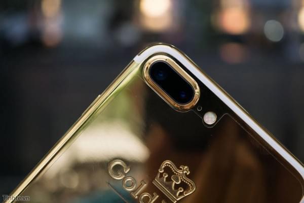 约5.5万 24K黄金iPhone7 Plus开箱图赏的照片 - 13
