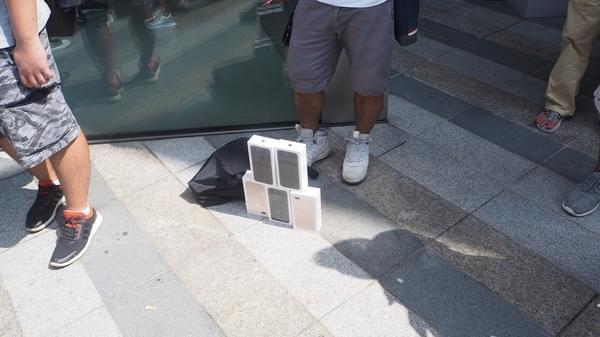 iPhone 7 广州遭疯抢黄牛生意火爆 分析师为何被打脸?的照片 - 8