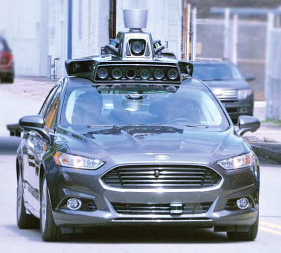 美研究机构发布无人驾驶技术排行榜,苹果特斯拉垫底