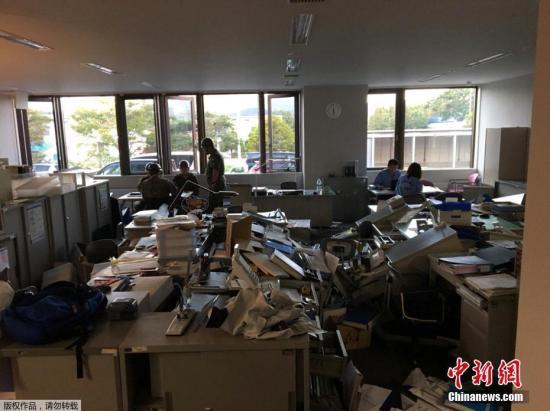 北海道地震致39人遇难 日气象厅吁民众防范余震