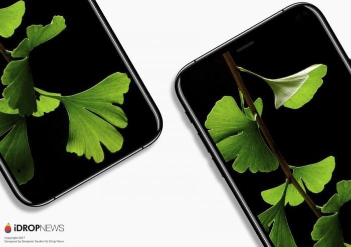 基于真实设计图的iPhone 8渲染图:屏占比可和S8一较高下的照片 - 7