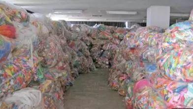 日本民众为灾区送千纸鹤堆积如山 日网友坐不住了