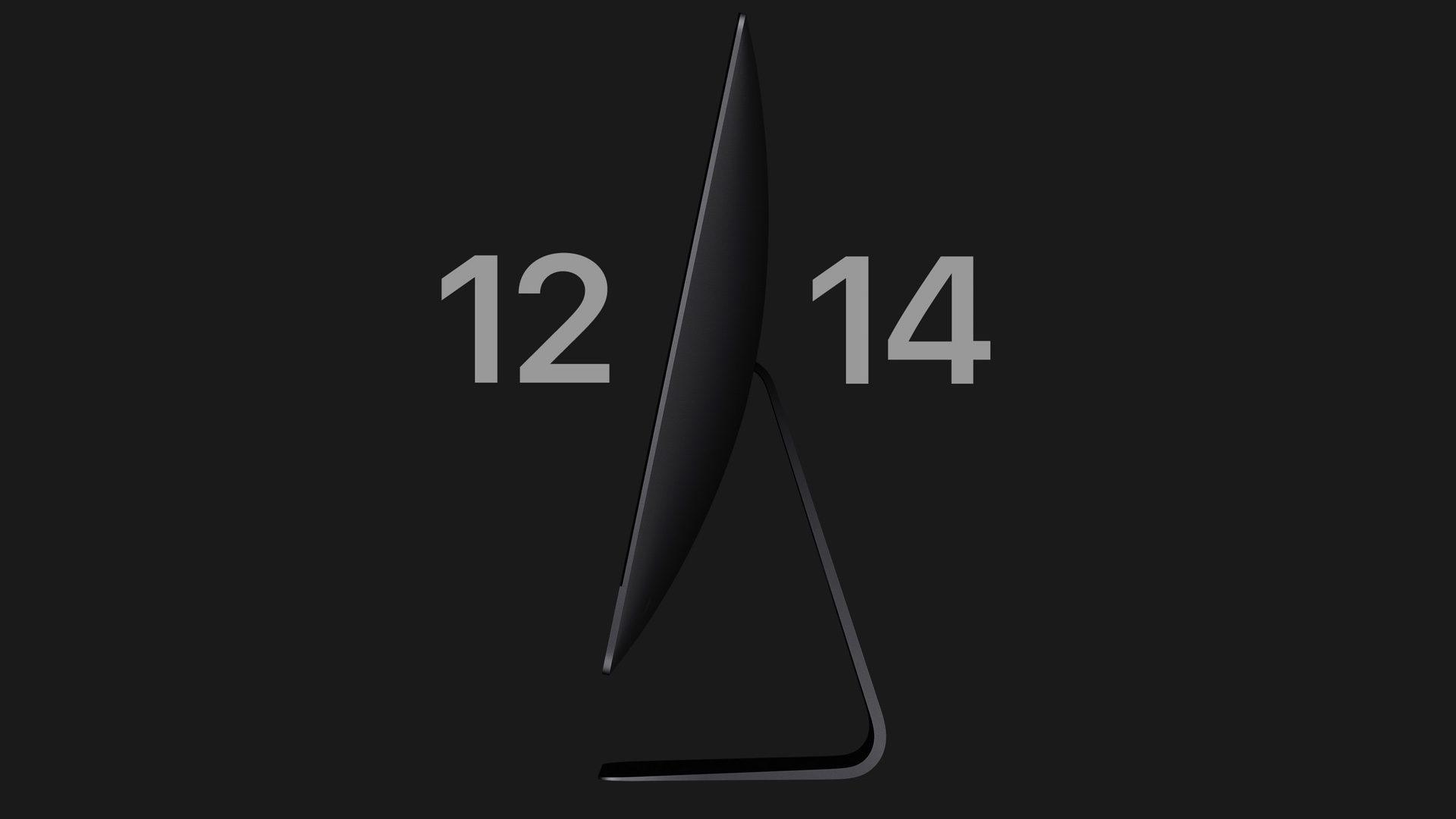 苹果iMac Pro于12月14日起预