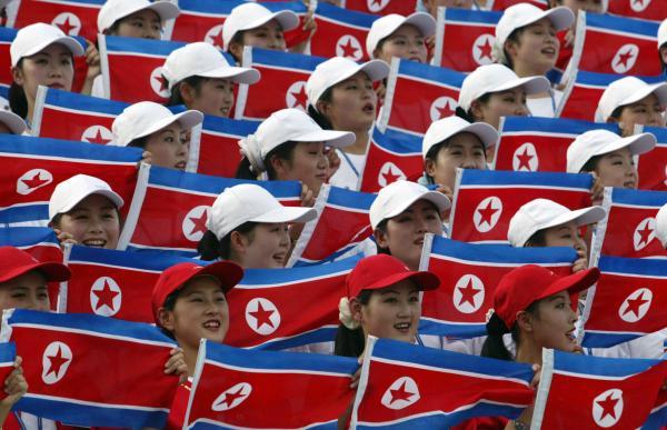 朝鲜美女啦啦队13年后再获邀赴韩 曾三次造访圈粉