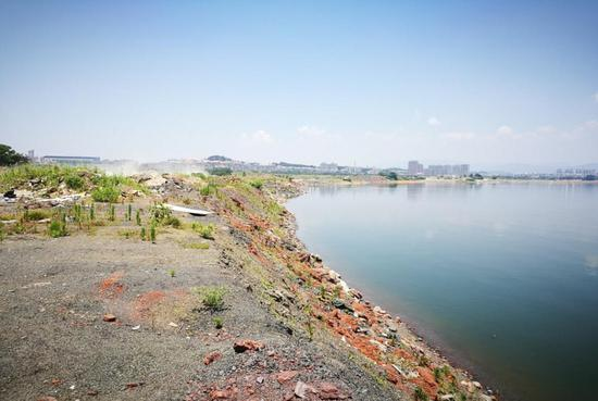 江西庐山西海屡次非法填湖 地方政府被指默许纵容