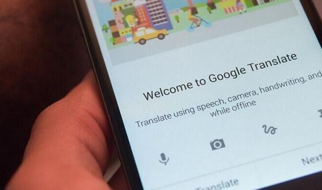 谷歌翻译出新招 神经机器系统降错误率