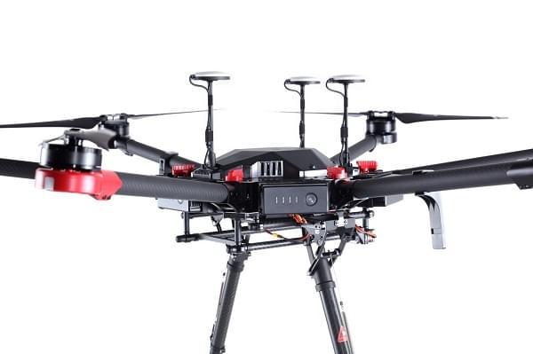 大疆发布M600 Pro:拓展工业级无人机产品线的照片 - 7